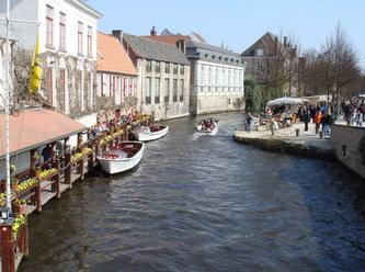 Бельгийский город Брюг