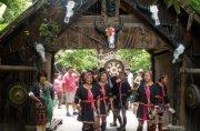 Китайская фольклорная деревня Ли И Мяо