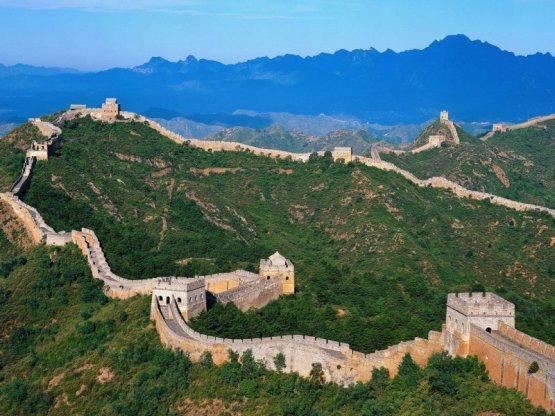 Начался капитальный ремонт Великой китайской стены