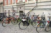 Велосипедные стоянки в Крыму