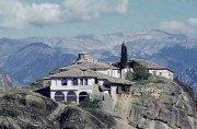 Греция, Метеора: уже не на земле, еще не на небе