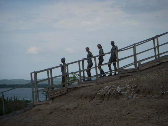 Грязи острова Вулкано